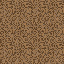 Bronze Lattice Drapery and Upholstery Fabric by Trend