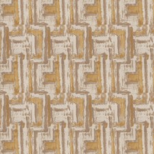 Goldtone Contemporary Drapery and Upholstery Fabric by S. Harris