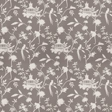 Grey Global Drapery and Upholstery Fabric by Trend
