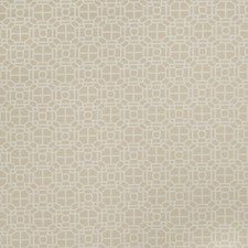 Cashew Geometric Drapery and Upholstery Fabric by Trend