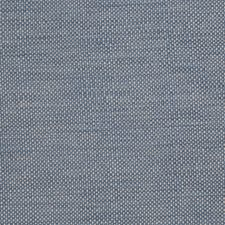 Indigo Texture Plain Drapery and Upholstery Fabric by Trend