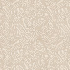 Platinum Embroidery Drapery and Upholstery Fabric by Stroheim