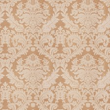 Fieldstone Damask Drapery and Upholstery Fabric by Vervain