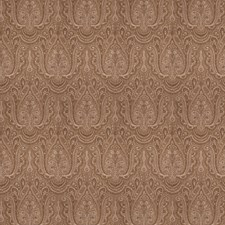 Truffle Paisley Drapery and Upholstery Fabric by Stroheim