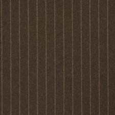 Mocha Stripes Drapery and Upholstery Fabric by Stroheim