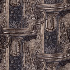 Indigo Global Drapery and Upholstery Fabric by Vervain