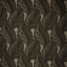 Night Leaves Drapery and Upholstery Fabric by Stroheim