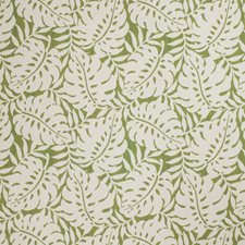 Amazon Leaves Drapery and Upholstery Fabric by Stroheim