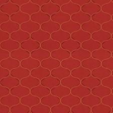 Poppy Diamond Drapery and Upholstery Fabric by Fabricut