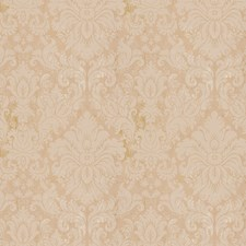 Magnolia Damask Drapery and Upholstery Fabric by Vervain