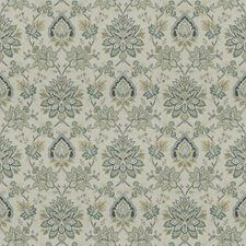 Baltic Floral Drapery and Upholstery Fabric by Trend