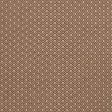 Chestnut Diamond Drapery and Upholstery Fabric by Fabricut