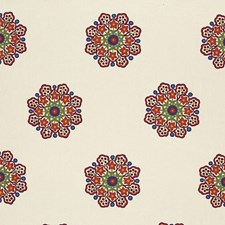 Festival Drapery and Upholstery Fabric by Schumacher