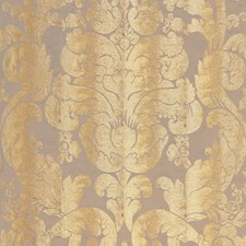 Gilt Drapery and Upholstery Fabric by Schumacher