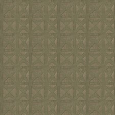 Thyme Geometric Drapery and Upholstery Fabric by Stroheim
