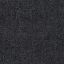 Denim Solid Drapery and Upholstery Fabric by Stroheim