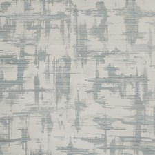Ice Blue Global Drapery and Upholstery Fabric by Stroheim