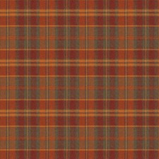 Spice Check Drapery and Upholstery Fabric by Fabricut