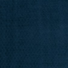 Navy Small Scale Woven Drapery and Upholstery Fabric by Trend