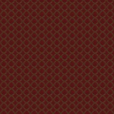 Scarlet Lattice Drapery and Upholstery Fabric by Trend