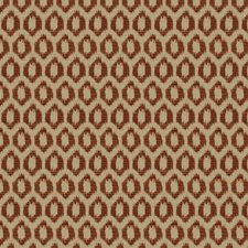 Tuscan Red Global Drapery and Upholstery Fabric by Trend