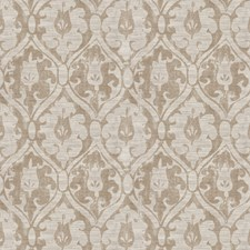 Barley Damask Drapery and Upholstery Fabric by Fabricut