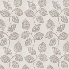 Dove Leaves Drapery and Upholstery Fabric by Fabricut