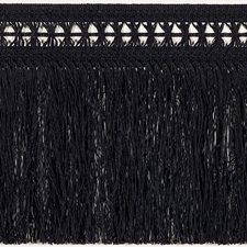 Lava Black Trim by Schumacher