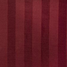 Ruby Stripes Drapery and Upholstery Fabric by Trend