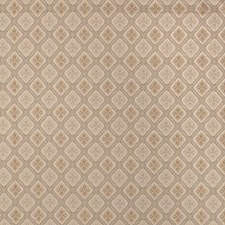 Praline Diamond Drapery and Upholstery Fabric by Trend