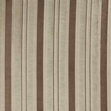 Taupe Stripes Drapery and Upholstery Fabric by Trend
