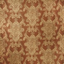 Shell Jacobean Drapery and Upholstery Fabric by Trend