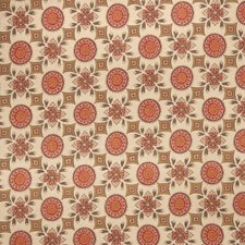 Artwork Print Pattern Drapery and Upholstery Fabric by Trend