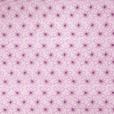 Flamingo Floral Drapery and Upholstery Fabric by Trend