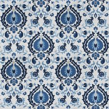 Navy Global Drapery and Upholstery Fabric by Trend