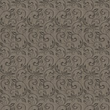Pewter Jacquard Pattern Drapery and Upholstery Fabric by Trend