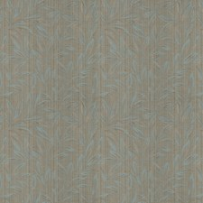 Spa Leaves Drapery and Upholstery Fabric by Trend