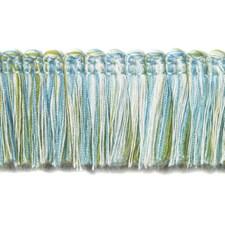 Aqua/Green Trim by Duralee
