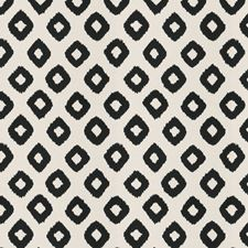 Pitch Embroidery Drapery and Upholstery Fabric by Stroheim