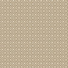Linen Geometric Drapery and Upholstery Fabric by Fabricut