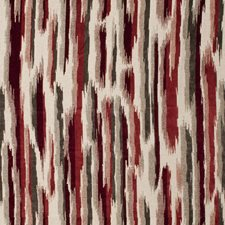 Redwood Geometric Drapery and Upholstery Fabric by Fabricut