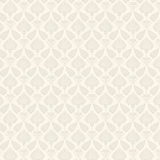 Blanc Floral Drapery and Upholstery Fabric by Fabricut