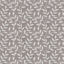 Snow Embroidery Drapery and Upholstery Fabric by Fabricut