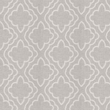 Ivory Lattice Drapery and Upholstery Fabric by Fabricut