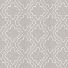 Ivory Lattice Drapery and Upholstery Fabric by Fabricut