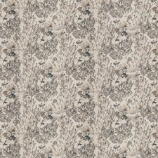Marble Floral Drapery and Upholstery Fabric by Trend
