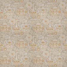 Ginger Asian Drapery and Upholstery Fabric by Fabricut