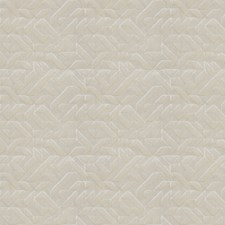 Powder Geometric Drapery and Upholstery Fabric by S. Harris