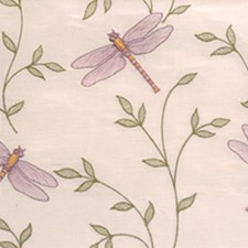 Purple/sage Drapery and Upholstery Fabric by Highland Court