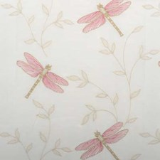 Flamingo Drapery and Upholstery Fabric by Highland Court